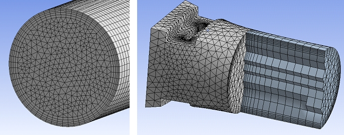 Sweep Mesh Examples