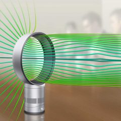 Insights from Sir James Dyson on accelerating product development through CFD with design exploration