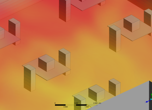 Tips & Tricks: Calculating the Mean Age of Air for HVAC simulations in ANSYS CFD