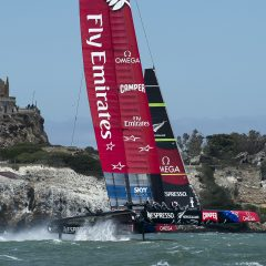 CFD keeps Emirates Team New Zealand on course to reclaim the America's Cup