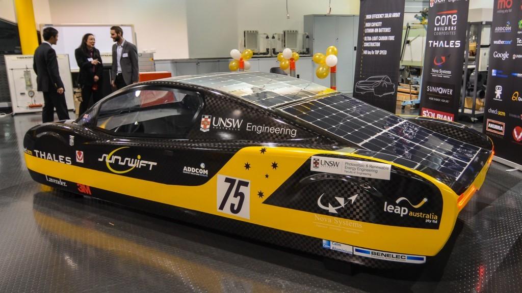 Solar Race Car Kit