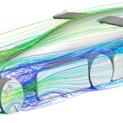 Astute use of ANSYS CFD contributes to the success of Australian teams at F1 in Schools 2013 World Finals