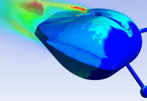 Guest Blog: The untold CFD story of James Cameron's Deepsea Challenger