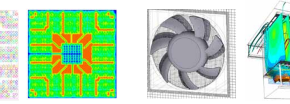 Using CFD to stop overheating of electronics and electrical equipment