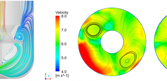 Guest Blog by Adra Group: Increasing Pump System Performance through CFD