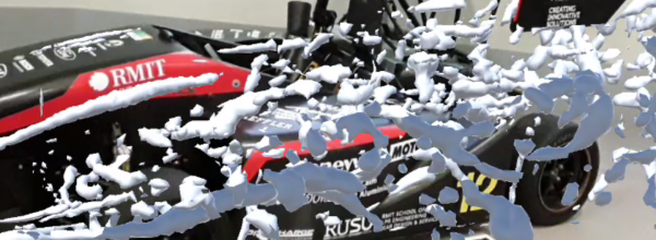 Guest Blog by RMIT Racing: Using Augmented Reality (AR) for R18c - Designing for the Future