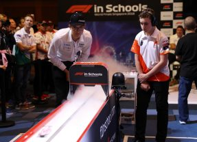 Guest Blog: LEAP & ANSYS help Horizon on journey to be crowned 2018 F1 In Schools World Champions