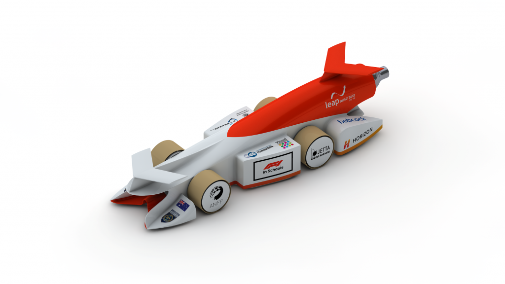 Horizons World Finals car