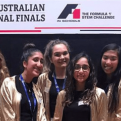 Q&A with 2017 F1 in Schools National Champions - Golden Diversity