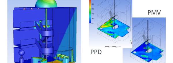 4 core applications where CFD is changing the HVAC & Construction industry