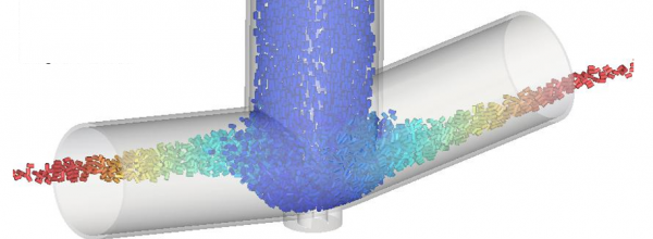 Integration of Rocky DEM + Ansys for Particle-Fluids systems
