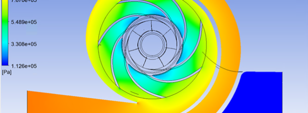 How to Improve Pump Efficiency through CFD Simulations