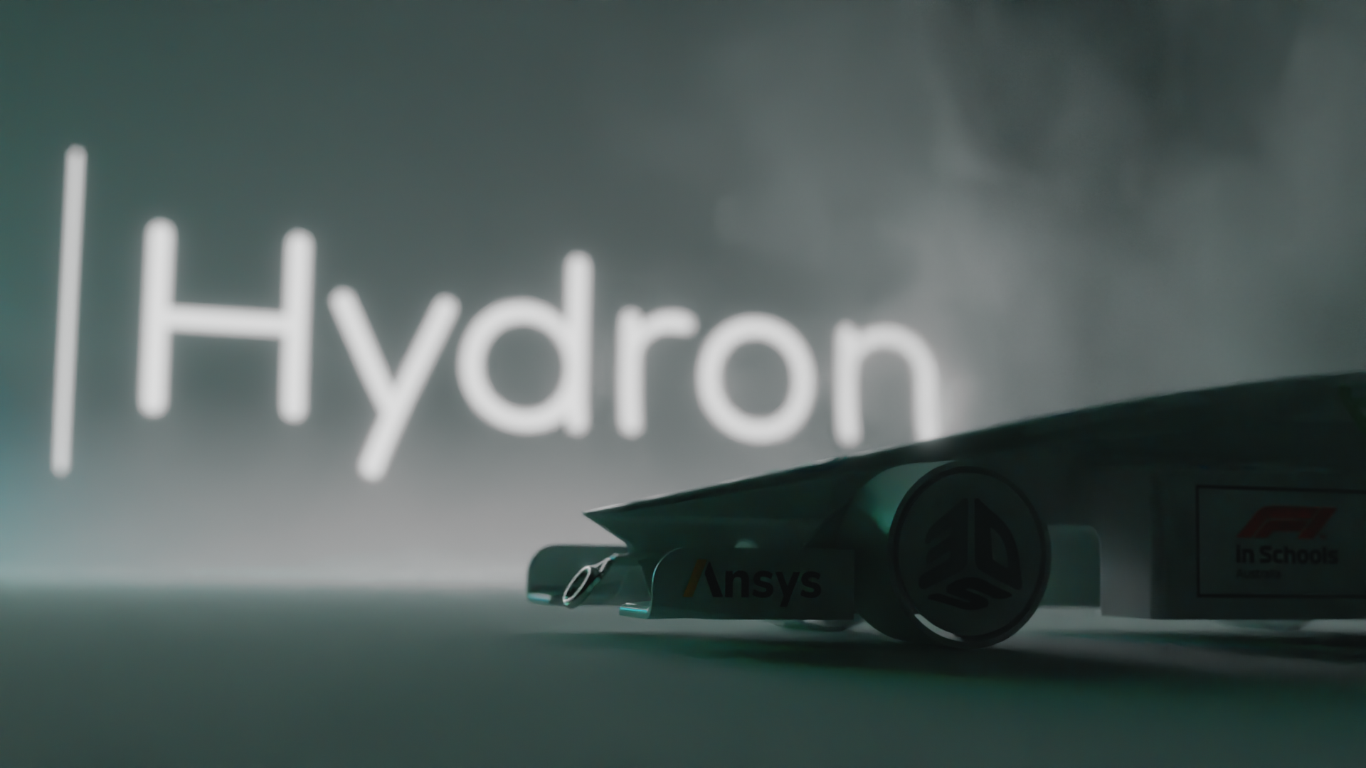 hydron car render