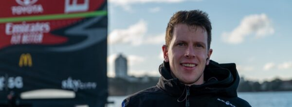 Q&A with Douglas: My experiences working with ETNZ in leadup to the 2021 America's Cup